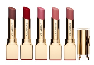 Clarins - Satin Finish Age-Defying Lipstick