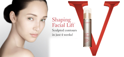 Clarins - Shaping Facial Lift