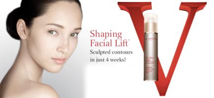 Clarins - Shaping Facial Lift