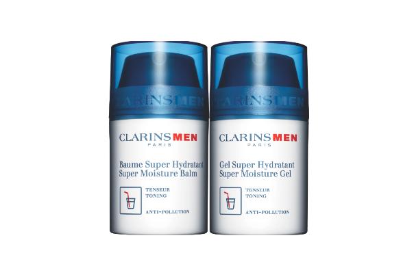 ClarinsMen - Gel Super Hydratant - Baume Super Hydratant