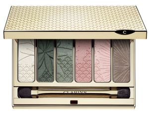 Clarins - Garden Escape 6 Couleurs Eye Palette