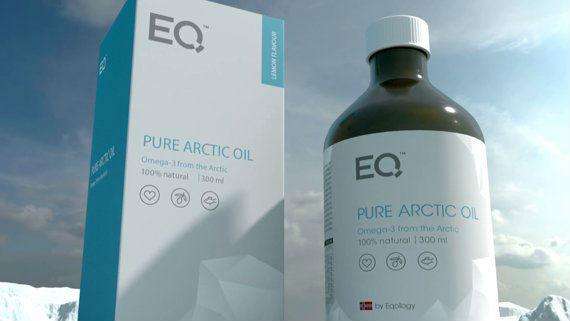 Belissima- EQ - Omega-3-Visolie