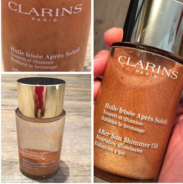 Belissima-Clarins-AfterSun-Shimmer-Oil